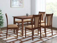 Jewel Solid Wood 6 Seater Dining Set GMC Express Table FN-GMC-008430