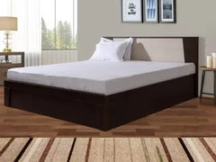 Parth Engineered Wood King Box Bed