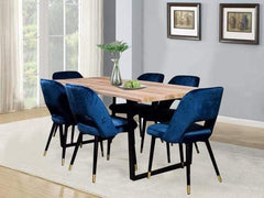 Kingstone 6 Seater Dining Table set GMC Express Table FN-GMC-008196