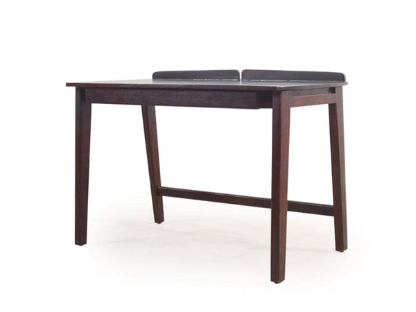 Larsson Study Table in Mahogany By Urbanladder GMC Express Table FN-GMC-008070