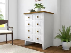 Legato Solid Wood Free Standing Chest of Drawers GMC Express Storage FN-GMC-008142