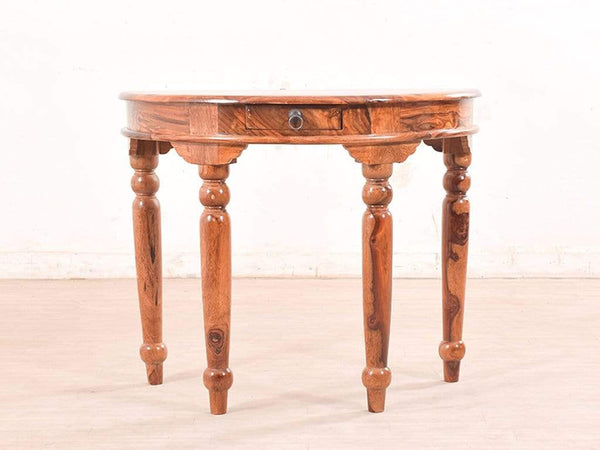 Lindo Console Table In Teak Finish GMC Express Table FN-GMC-003972