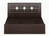 Liwa Engineered Wood Queen Box Bed GMC Express Beds FN-GMC-008322