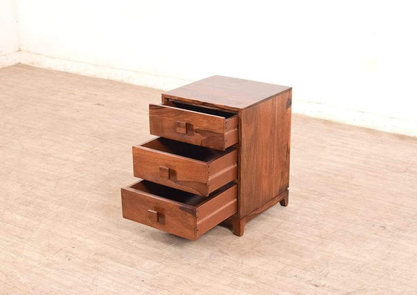 Magellan Bedside Table In Teak Finish By Urban Ladder GMC Express Table FN-GMC-007389