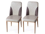 Max Dining Chair In Dual Shade Chair