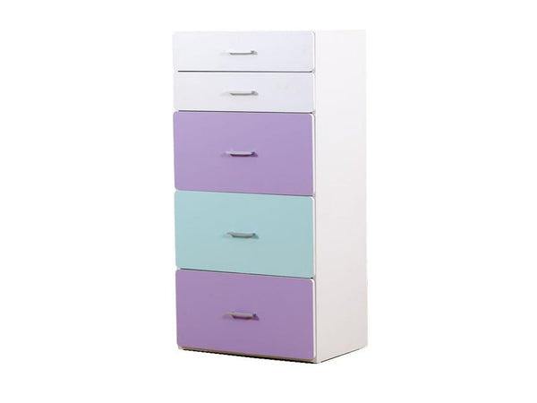 McCheri Chest of Five Drawers GMC Express Storage FN-GMC-000285