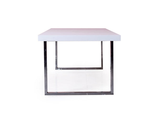 Michell Coffee Table in White GMC Express Table FN-GMC-006175