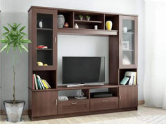 Missouri Engineered Wood TV Entertainment Unit GMC Express Storage FN-GMC-008469