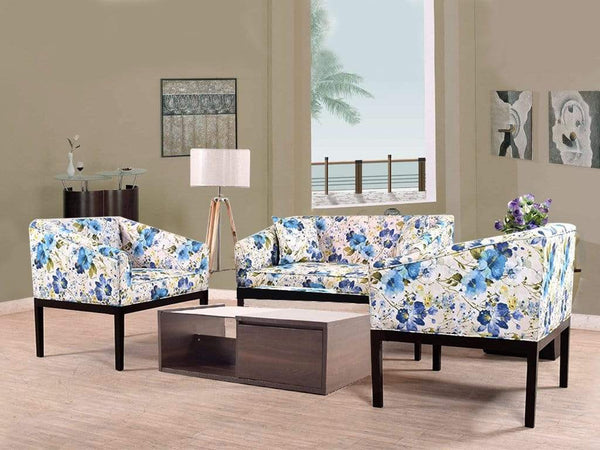 Orita Sofa In Premium Fabric 2+1+1 Set Sofa FN-GMC-008722