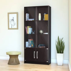 Otker Engineered Wood Kitchen Cabinet Cum Bookshelf GMC Express Storage FN-GMC-008068