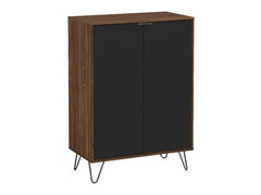 Furn Central Engineered Wood Bar Cabinet