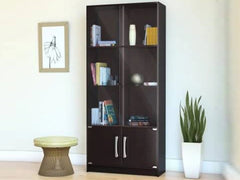 Homes Engineered Wood Close Book Shelf