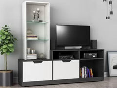Homes Rex Engineered Wood TV Entertainment Unit