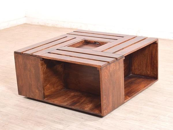 Penland Coffee Table In Sheesham Wood By Urbanladder GMC Express Table FN-GMC-007350