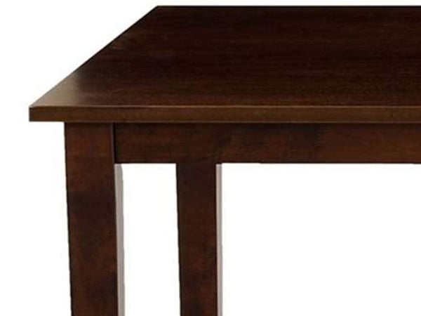 Perfect Homes Fraser Rubber Wood 6 Seater Dining Set GMC Standard Table FN-GMC-007231