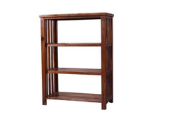 Rhodes Book Shelf Teak Finish GMC Express Storage FN-GMC-008563