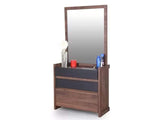 RoyalOak Garrow Engineered Wood Dressing Table GMC Express Storage FN-GMC-008848