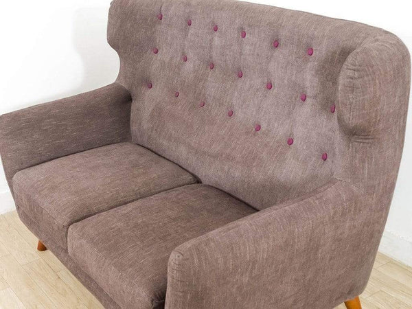San Juan Two Seater Sofa by CasaCraft GMC Express Sofa FN-GMC-001008