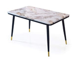 Siberian For Seater Marble Dining Table Table