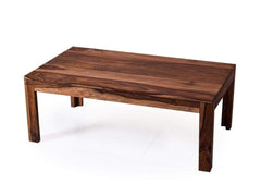 Striado Plain Top Coffee Table In Teak Finish GMC Express Table FN-GMC-008822