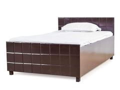 Valor Mini Queen Size Bed With Box Storage GMC Standard Beds FN-GMC-001144