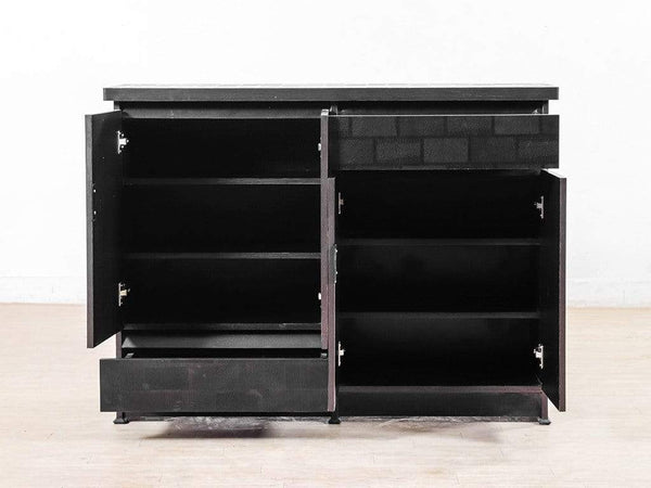 Wesley Chest Of Drawers Cum Cabinet GMC Standard Storage FN-GMC-001315