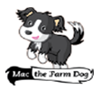 Mac The Farm Dog