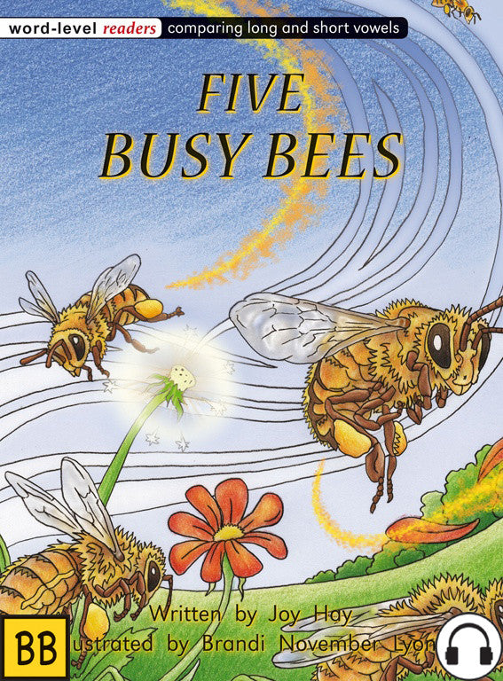 Five Busy Bees