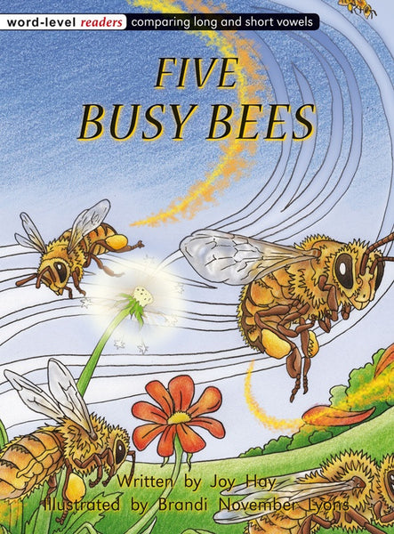 Big Book - Five Busy Bees