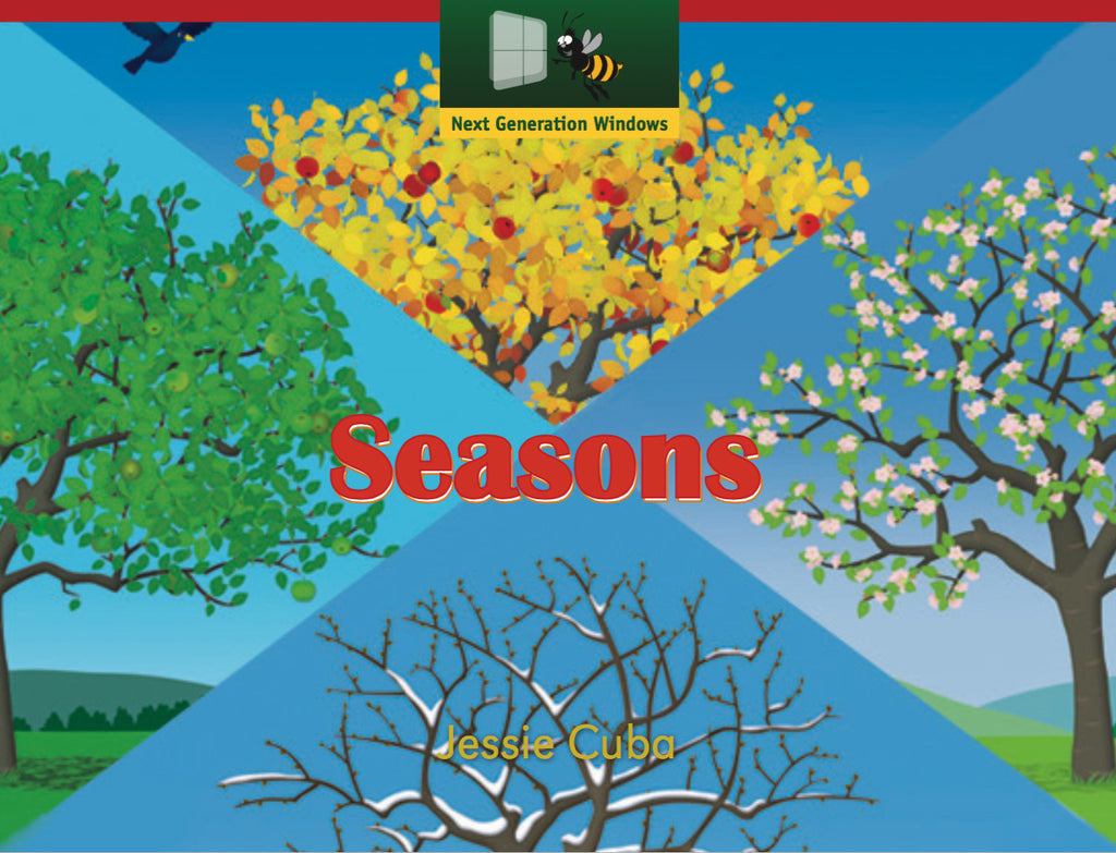Lap book - Seasons