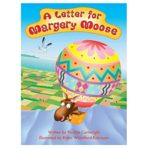 A letter for Margery Moose Teacher Guide