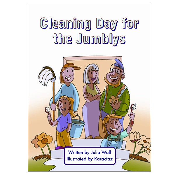 Cleaning Day for the Jumblys Teacher Guide