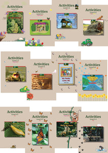 Next Generation Windows Activity Sheets