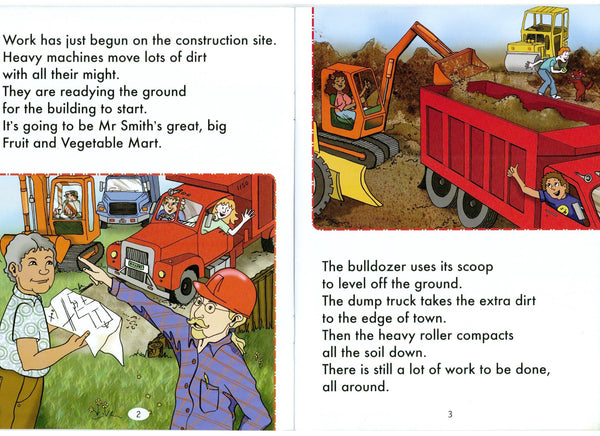 Big Book - The Construction Site