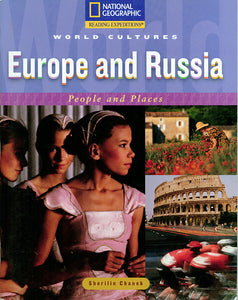 Europe and Russia - People and Places