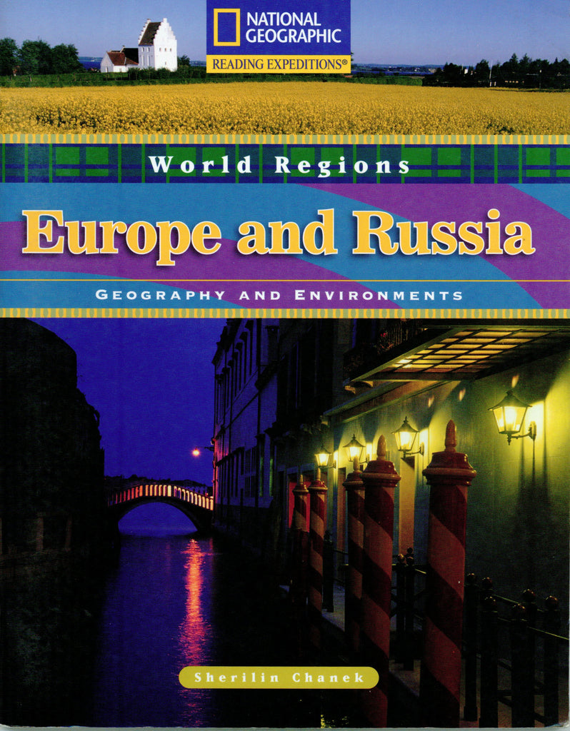 Europe and Russia - Geography and Environments