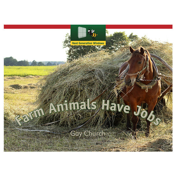 Farm Animals Have Jobs