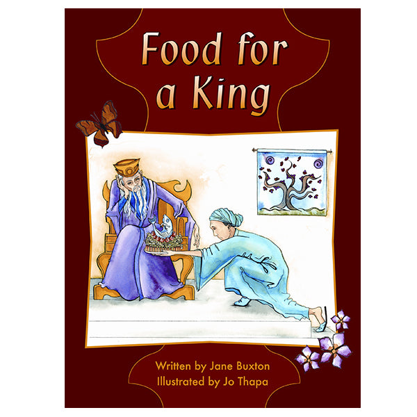 Food for a King Teacher Guide