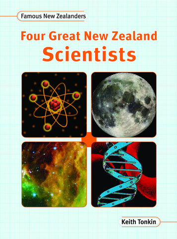 Great New Zealand Scientists