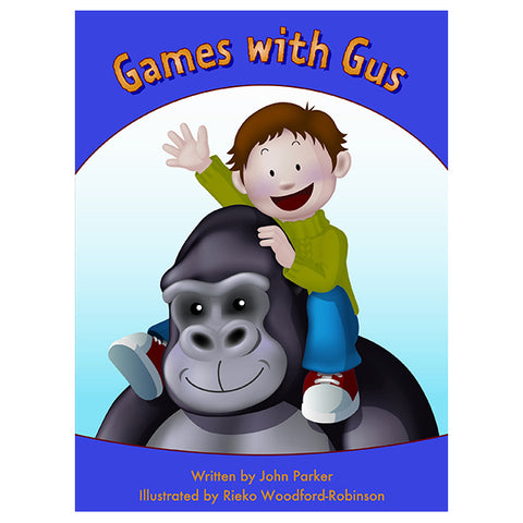 Games with Gus Teacher Guide
