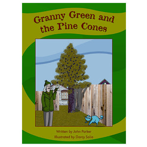 Granny Green and the Pine Cones