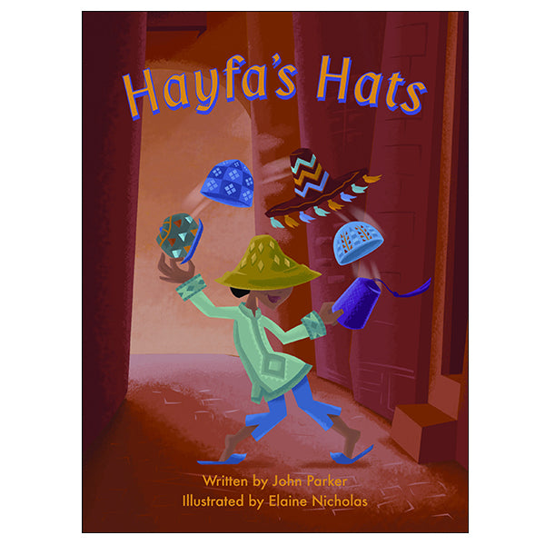 Hayfa's Hats Teacher Guide