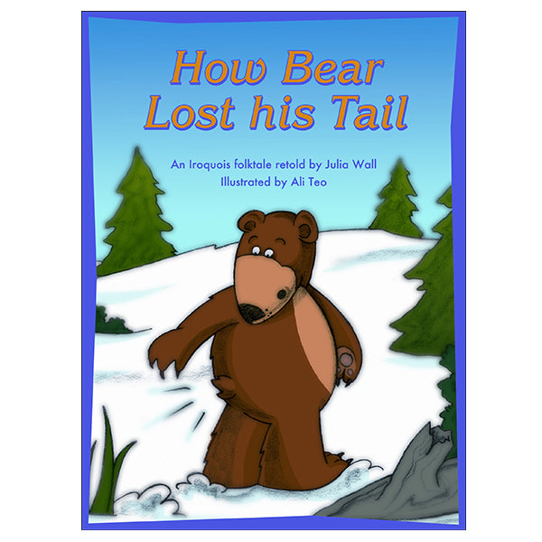 How Bear Lost his Tail Teacher Guide