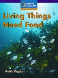 Living Things Need Food