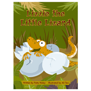 Lizzie the Little Lizard Teacher Guide