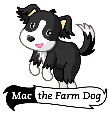 *Lap Book - Mac The Farm Dog Set (10 titles)