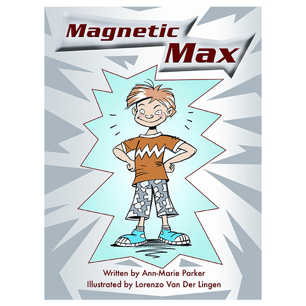 Magnetic Max Teacher Guide