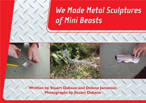 We Made Metal Sculptures of Mini Beasts