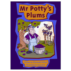 Mr Potty's Plums