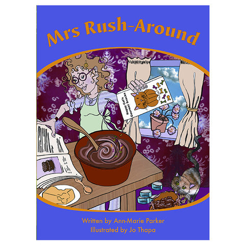 Mrs Rush-Around